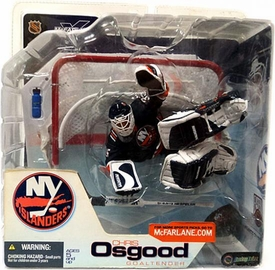 McFarlane NHL Sports Picks Series 3 Action Figure Chris Osgood (New York Islanders) Blue Jersey Variant