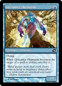 Magic the Gathering Planar Chaos Single Card Common #55 Gossamer Phantasm
