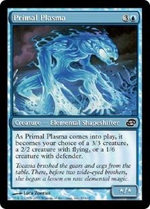 Magic the Gathering Planar Chaos Single Card Common #59 Primal Plasma