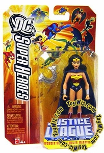 DC Super Heroes Justice League Unlimited Action Figure Wonder Woman