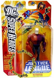 DC Super Heroes Justice League Unlimited Action Figure Metamorpho