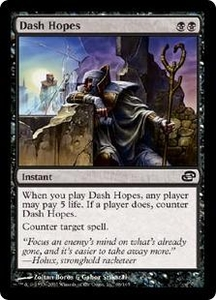 Magic the Gathering Planar Chaos Single Card Common #68 Dash Hopes