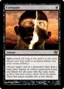 Magic the Gathering Planar Chaos Single Card Rare #71 Extirpate