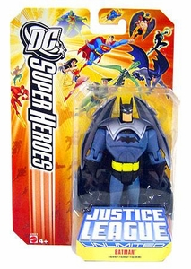 DC Super Heroes Justice League Unlimited Action Figure Batman with Jet Pack