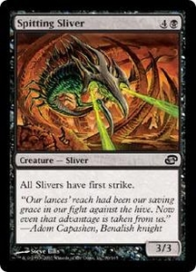 Magic the Gathering Planar Chaos Single Card Common #80 Spitting Sliver