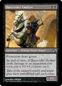 Magic the Gathering Planar Chaos Single Card Uncommon #86 Dunerider Outlaw