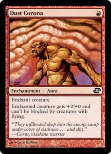 Magic the Gathering Planar Chaos Single Card Common #97 Dust Corona
