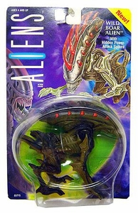 Aliens Kenner Vintage 1994 Action Figure Wild Boar Alien [Attack Spikes]