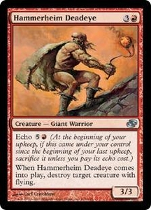 Magic the Gathering Planar Chaos Single Card Uncommon #101 Hammerheim Deadeye