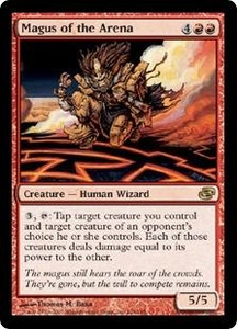 Magic the Gathering Planar Chaos Single Card Rare #104 Magus of the Arena