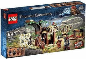 LEGO Pirates of the Caribbean Set #4182 The Cannibal Escape
