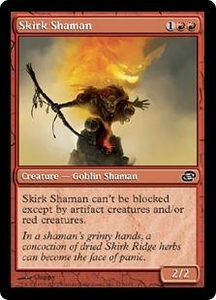 Magic the Gathering Planar Chaos Single Card Common #123 Skirk Shaman