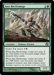 Magic the Gathering Planar Chaos Single Card Uncommon #124 Ana Battlemage