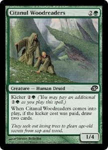 Magic the Gathering Planar Chaos Single Card Common #125 Citanul Woodreaders