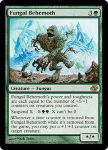 Magic the Gathering Planar Chaos Single Card Rare #128 Fungal Behemoth