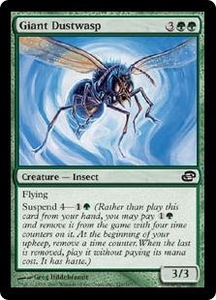 Magic the Gathering Planar Chaos Single Card Common #129 Giant Dustwasp