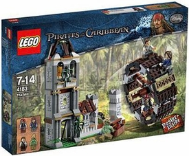 LEGO Pirates of the Caribbean Set #4183 The Mill