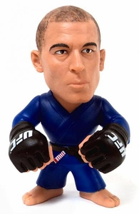 Round 5 UFC Titans Limited Edition Vinyl Action Figure Royce Gracie [Blue Gi] Only 400 Made!