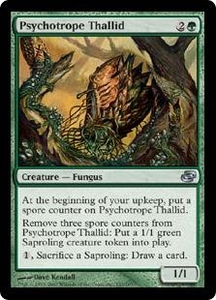 Magic the Gathering Planar Chaos Single Card Uncommon #137 Psychotrope Thallid
