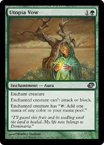 Magic the Gathering Planar Chaos Single Card Common #142 Utopia Vow