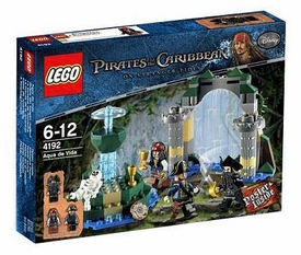 LEGO Pirates of the Caribbean Set #4192 Fountain of Youth