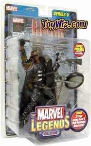 Marvel Legends Series 5 Action Figure Blade