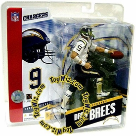 McFarlane Toys NFL Sports Picks Series 12 Action Figure Drew Brees (San Diego Chargers)