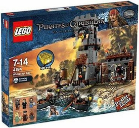 LEGO Pirates of the Caribbean Set #4194 Whitecap Bay