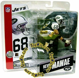 McFarlane Toys NFL Sports Picks Series 12 Action Figure Kevin Mawae (New York Jets)