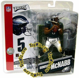 McFarlane Toys NFL Sports Picks Series 12 Action Figure Donovan McNabb (Philadelphia Eagles) Green Jersey