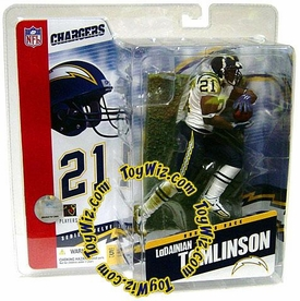 McFarlane Toys NFL Sports Picks Series 12 Action Figure LaDainian Tomlinson (San Diego Chargers)