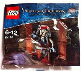 LEGO Pirates of the Caribbean Set #30132 Voodoo Jack Sparrow [Bagged]