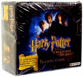 Artbox Harry Potter Trading Cards Chamber of Secrets Booster BOX [24 Packs]