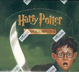 Harry Potter Trading Card Game Chamber of Secrets Booster BOX [36 Packs]
