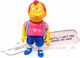 The Simpsons Mattel LOOSE Action Figure Nelson