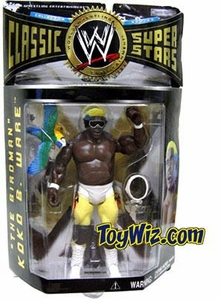 WWE Wrestling Classic Superstars Series 6 Action Figure Koko B. Ware