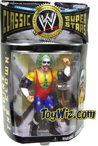 WWE Wrestling Classic Superstars Series 6 Action Figure Doink the Clown