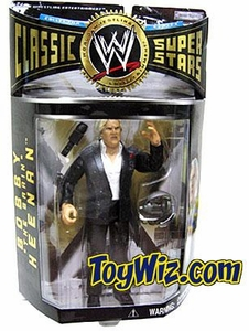 WWE Wrestling Classic Superstars Series 6 Action Figure Bobby Heenan