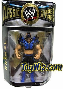 WWE Wrestling Classic Superstars Series 6 Action Figure Road Warrior Animal