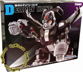 Zoids Genesis Tomy Japanese Kit GZ-014 Deadly Kong
