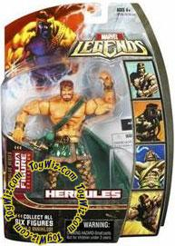 Marvel Legends Series 16 (Hasbro Series 1) Action Figure Hercules [Annihilus Build-A-Figure]