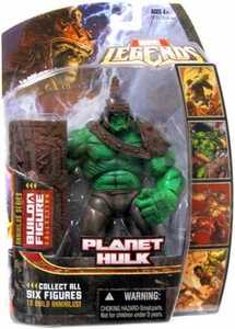 Marvel Legends Series 16 (Hasbro Series 1) Action Figure Planet Hulk [Annihilus Build-A-Figure]