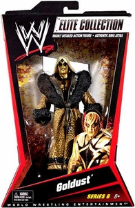 Mattel WWE Wrestling Elite Series 6 Action Figure Goldust