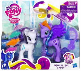 My Little Pony Friendship is Magic 2-Pack Princess Luna & Rarity