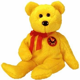 Ty Beanie Baby Exclusive Tradee the e-Bear