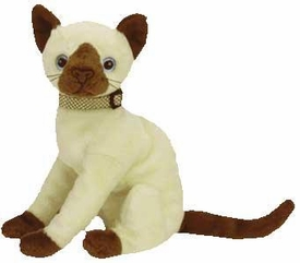 Ty Beanie Baby Siam the Siamese Cat