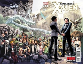 Comic Book Astonishing X-Men #51 [Regular Cover] New!