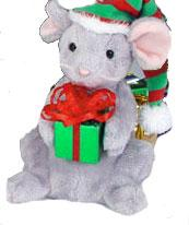Ty Beanie Baby Tiny Tim the Mouse