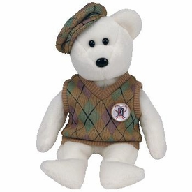 Ty Beanie Baby Tour Teddy the PGA Tour Bear