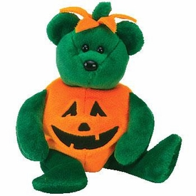 Ty Beanie Baby Tricky the Bear